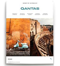 Read Qantas magazine November 2019 issue