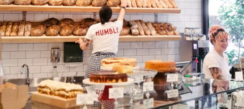 Humble bakery, NSW