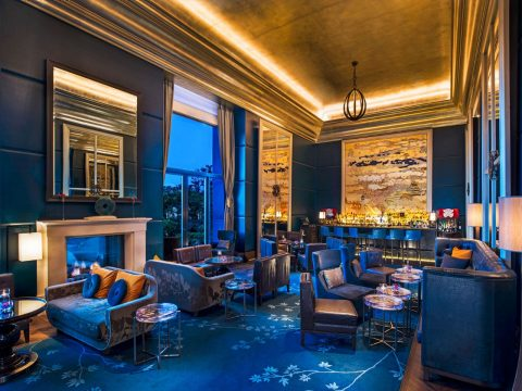 St Regis hotel bar Osaka Japan