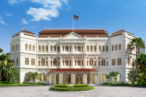 Raffles Singapore is open again