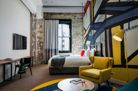 Ovolo 1888 Darling Harbour Junior Suite