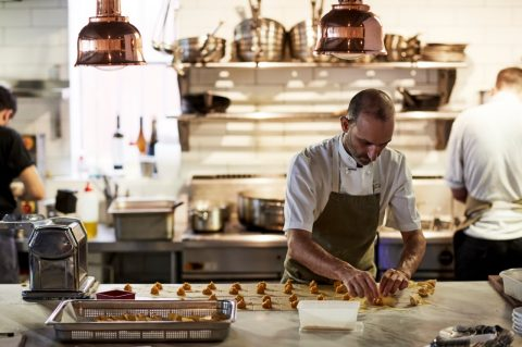 Tipo 00 Melbourne chef Andreas Papadakis Making Pasta
