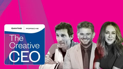The Creative CEO is a new podcast hosted by Kirsten Galliott