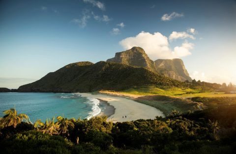 Mount Gower, Lord Howe Island, NSW