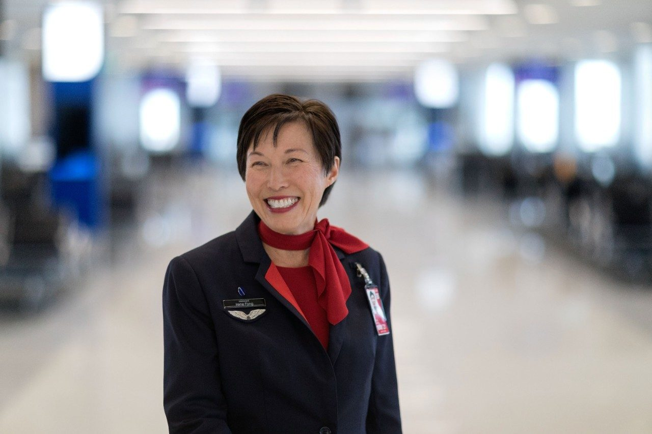 Irene Fong, Qantas On Board Manager