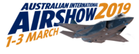 Australian International Airshow 2019 logo