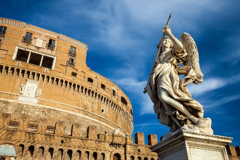 Castle of the Holy Angel, Rome