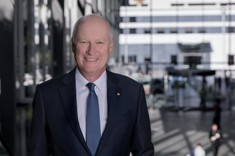 Richard Goyder headshot