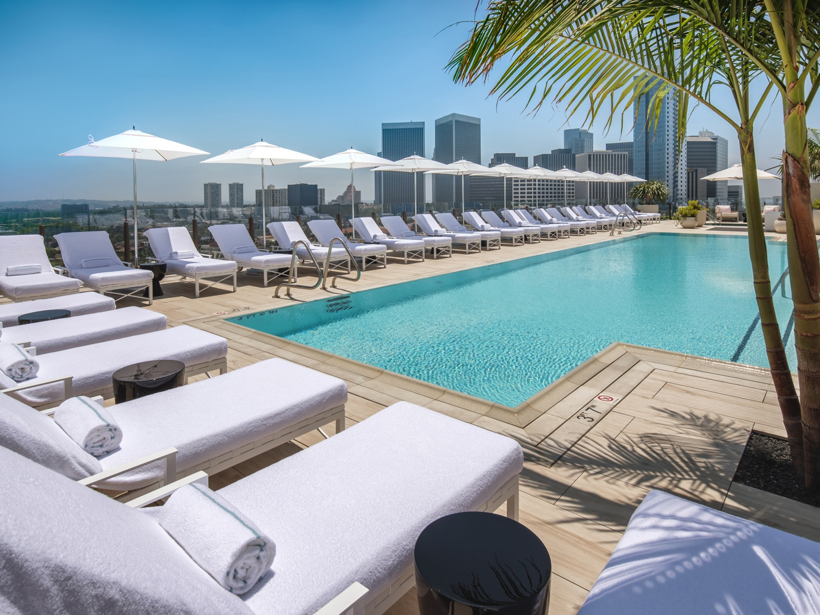 Los Angeles Hotels Hotels Refurbished
