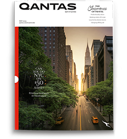 Read Qantas magazine May 2019 issue