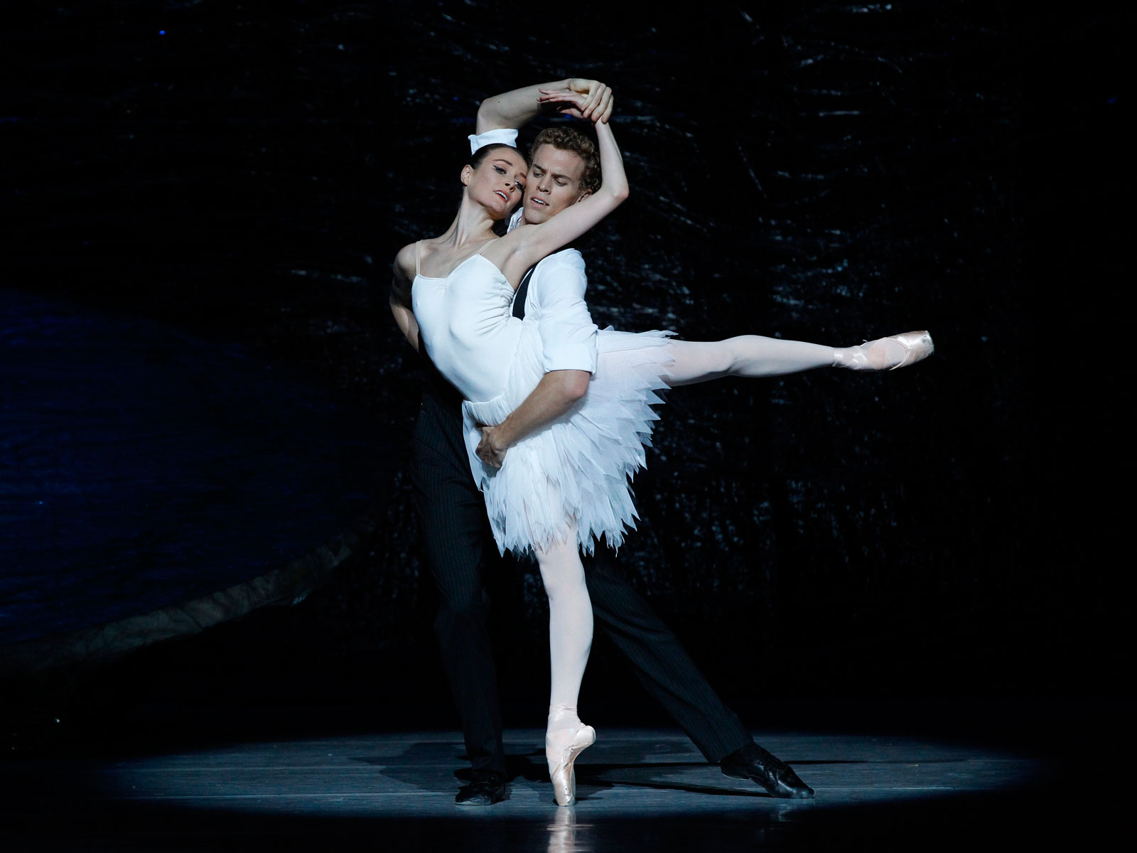 a swan lake ballet about charles diana and camilla travel insider a swan lake ballet about charles diana