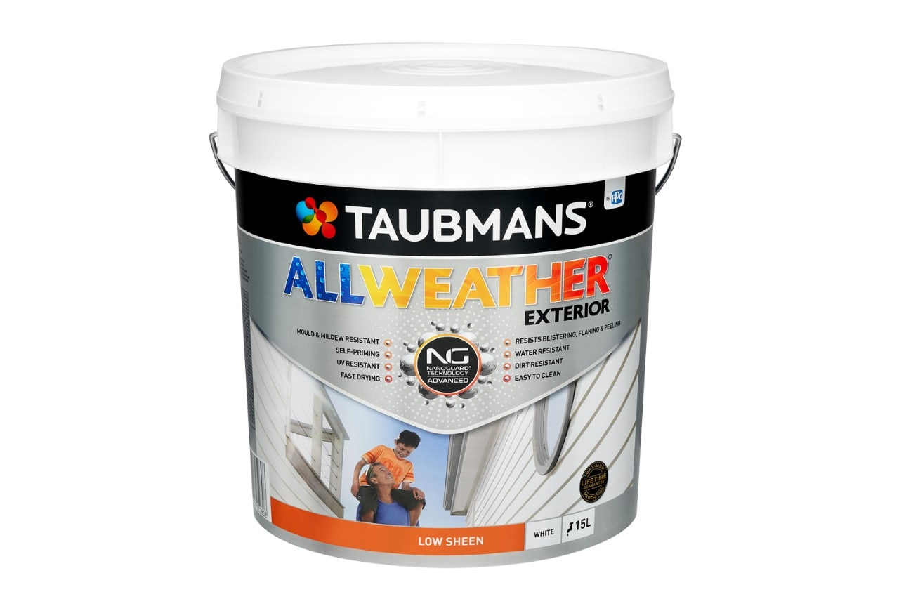 Taubman's all weather exterior product image