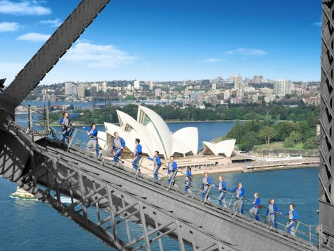 Bridgeclimb Sydney Harbour Bridge