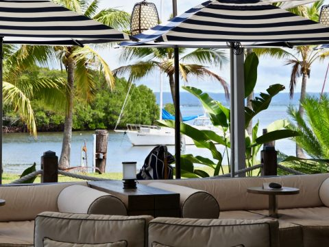 Barbados bar, Port Douglas