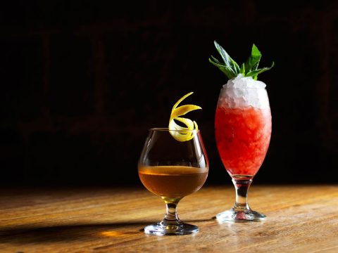 Five Japanese Cocktail Ingredients