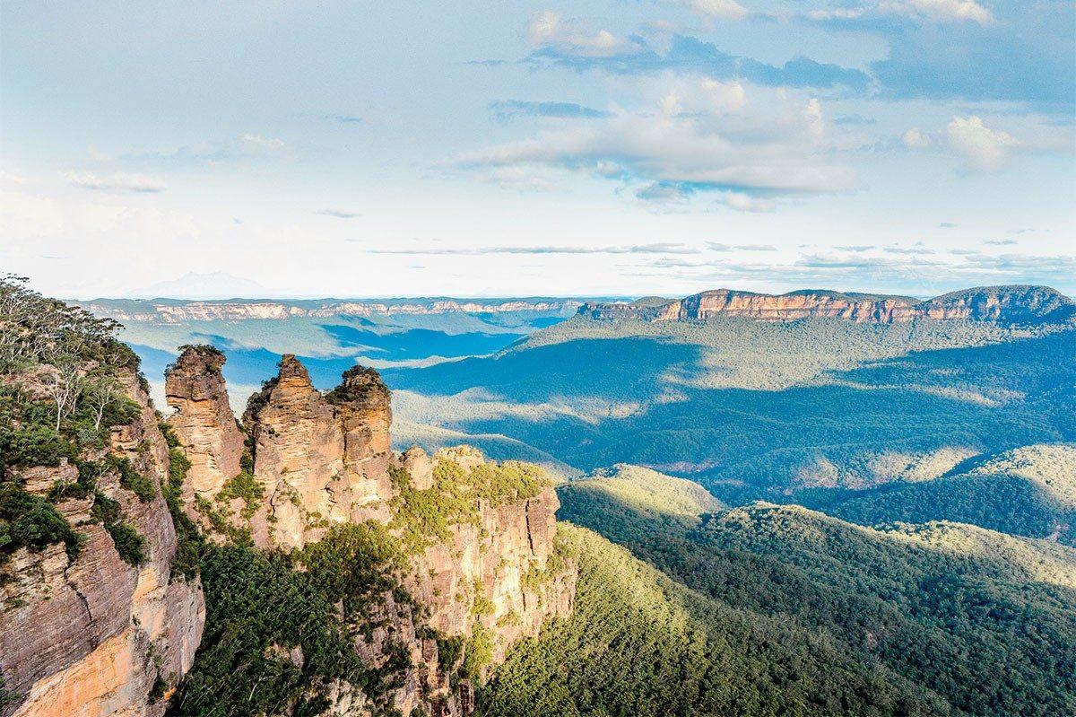 Hasil gambar untuk blue mountain sydney