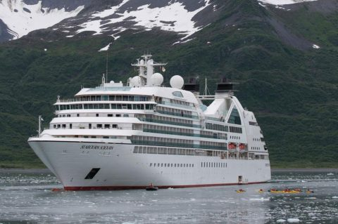 Seabourn Sojourn ship