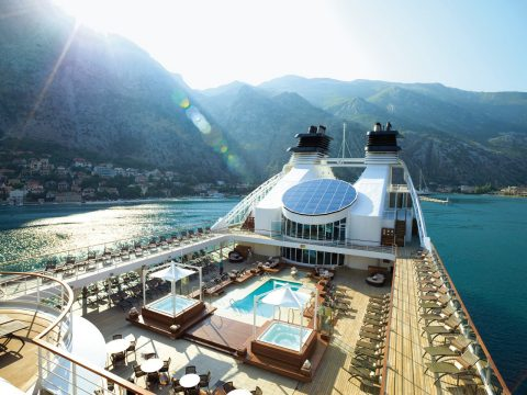 Luxury Around the World Cruises to Book Now for 2018