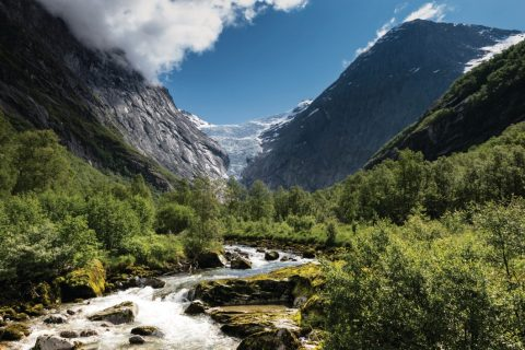 Norway's famous fjords cruise