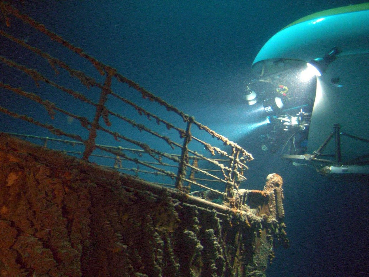 The Most Amazing Underwater Wrecks and What They've Taught