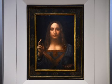 The World's Most Expensive Painting at Louvre Abu Dhabi