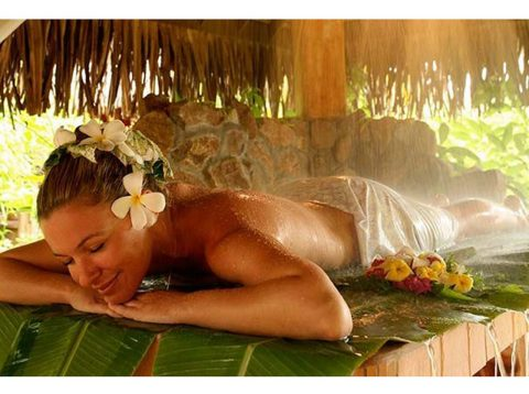 Exotic spa and wellness experiences