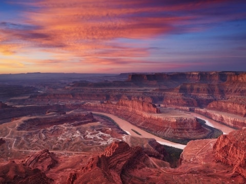 Dead Horse Point, USA