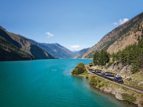The Most Romantic Rail Journeys in the World