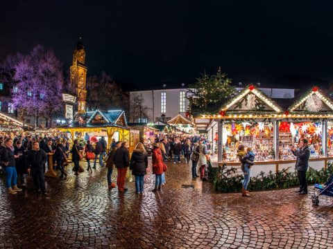 The World's Most Magical Christmas Markets
