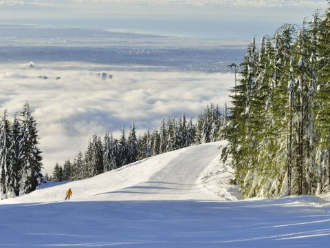 A Quick Guide to Skiing near Vancouver