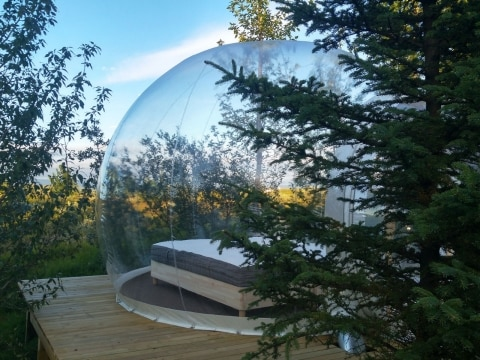 5 Million Stars Hotel, Iceland bubble trend