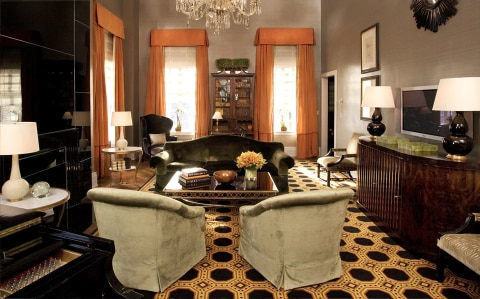 The Royal Suite, The Carlyle, New York City