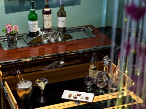 Inside the World's Best – and Most Unusual – Minibars