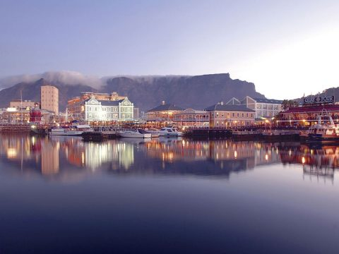 Book flights to Cape Town