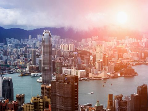 Book flights to Hong Kong