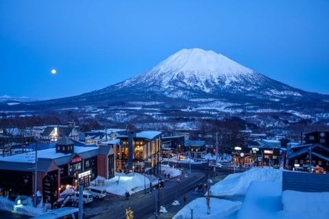 Book a flight to Sapporo, Japan
