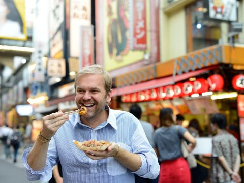 Bill Granger's Favourite Places to Eat in Osaka
