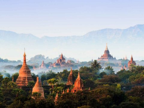 Cruise down Myanmar's Enchanting Ayeyarwady River