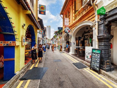 6 of the Best Things to Do in Singapore