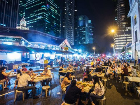 A Foodie's Guide to Singapore