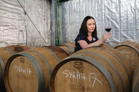 Stephanie Helm of The Vintner's Daughter