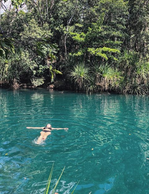 Berry Springs, Litchfield National Park