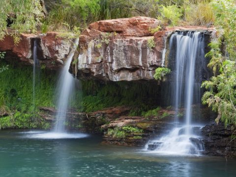 The most romantic place in Australia: Karijini National Park, WA