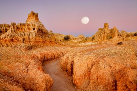 Mungo National Park , NSW, Australia