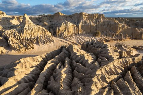 Walls of China, Mungo National Park, Australia