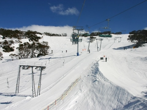 Book accommodation in Perisher