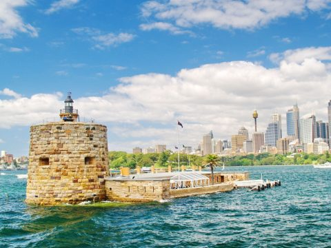 Amazing Sydney Islands in the Harbour and Beyond