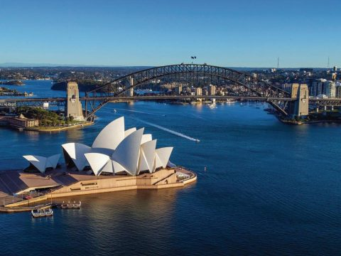 Book flights to Sydney