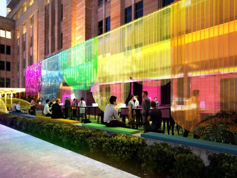 Kick Back This Summer at the MCA Pop-up Bar in Sydney