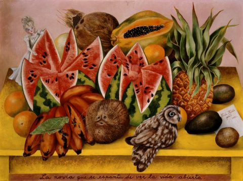 New Exhibition Explores the Life and Work of Frida Kahlo and Diego Rivera